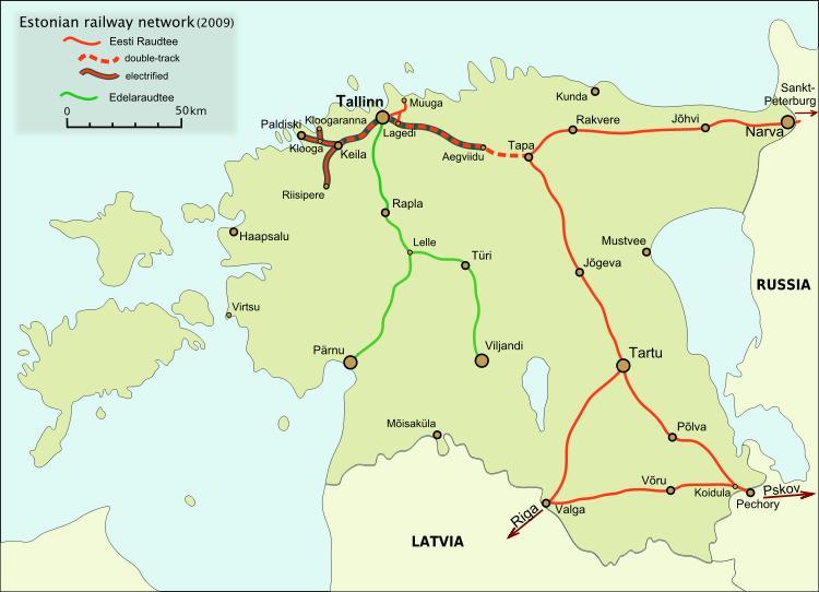 Viron Rautatiet