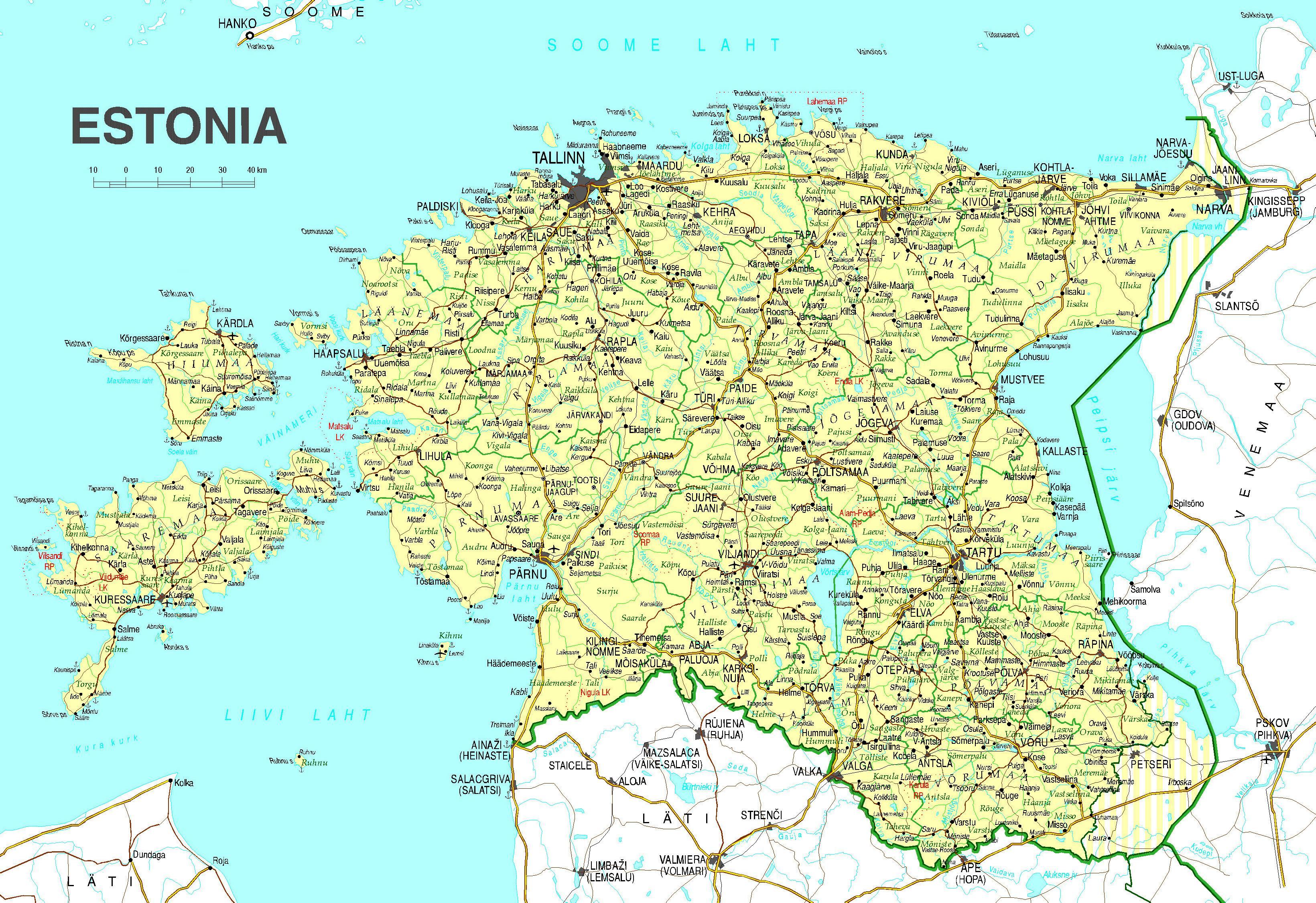 Viron Kartta